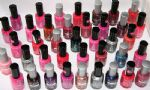 40 x COLLECTION 2000 LASTING COLOUR & MAXIFLEX NAIL POLISH -RRP £120 - WHOLESALE